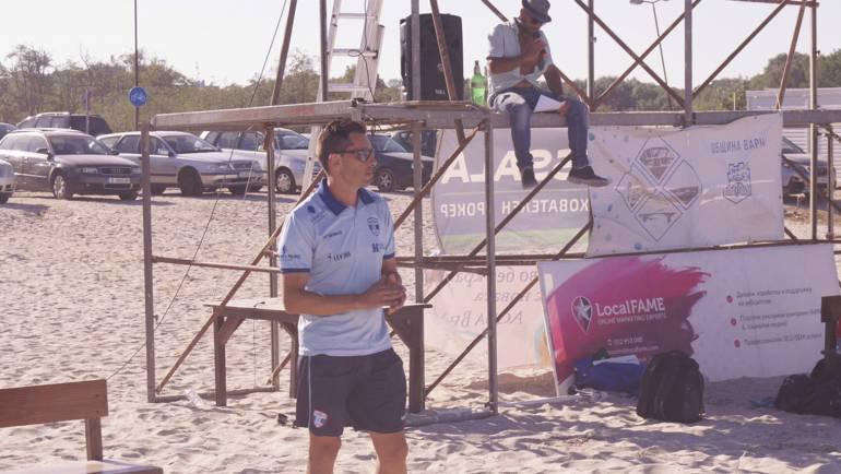 Интервю с треньора Симеон Христов